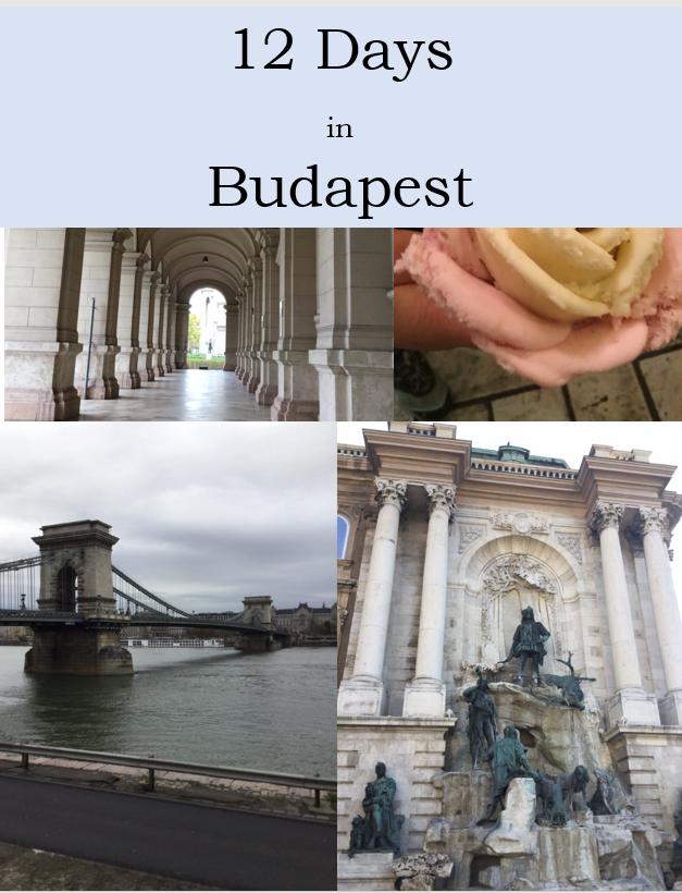 12 Days in Budapest