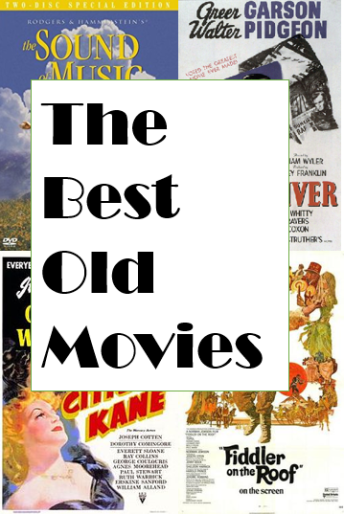 BEST OLD MOVIES