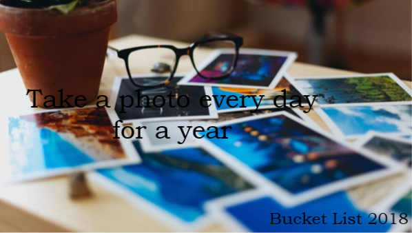 Bucket List Photos
