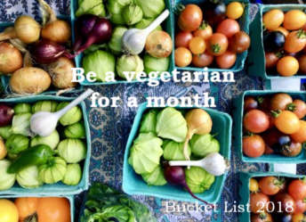 Bucket List Vegetarian